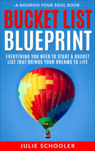 Bucket List Blueprint Book