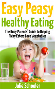 Easy Peasy Healthy Eating Book
