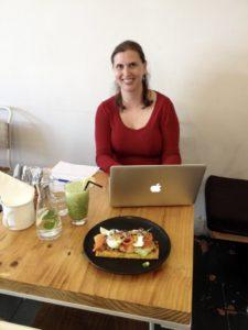 julieschooler.com - blog - 3 surprising lessons novel - Julie Writer Cafe