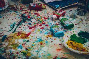 julieschooler.com - blog - 3 awkward realizations 500 month - Beautiful Messy Art
