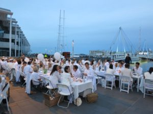julieschooler.com - blog - 3 serious grounds fun - Diner en Blanc 2014