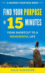 Find Your Purpose in 15 Minutes ebook Cover