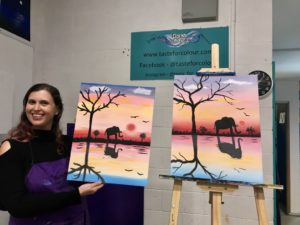 julieschooler.com - blog - 3 valuable benefits of art class - Art Class 2