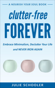 Clutter-Free Forever Book Cover 1