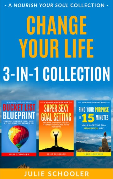 Change Your Life 3-in-1 Collection (Boxset)