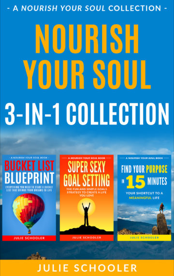 Nourish Your Soul 3-in-1 Collection (Boxset 1)