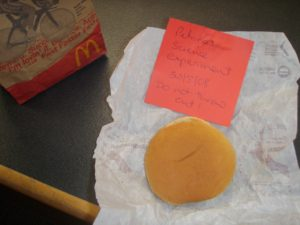 julieschooler.com - blog - 3 life lessons from a 12-year-old burger - 12-Year-Old Burger at 2 Years - 1