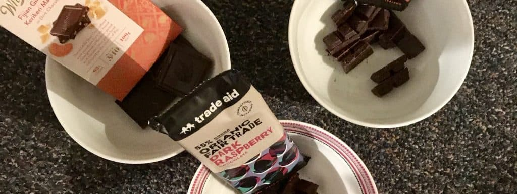 3 Musings From a Chocolate Meditation Experience