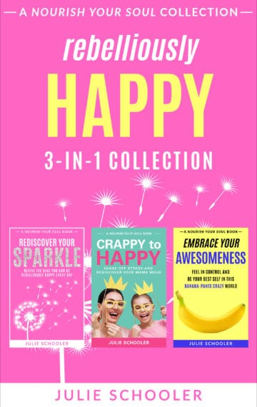 Rebelliously Happy 3-in-1 Collection (Boxset)